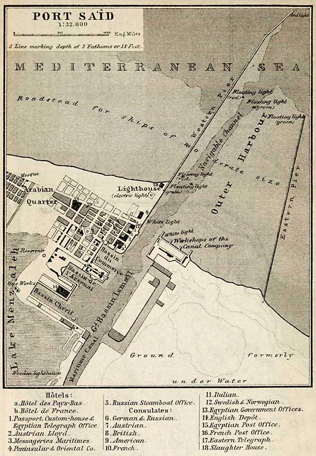 World History Connected Vol No Howard J Dooley Port - Map of egypt ports